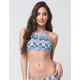 RHYTHM Uluwatu High Neck Bikini Top
