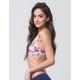 RIP CURL Mia Flores Reversible Bikini Top