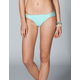 FULL TILT Solid Strap Side Bikini Bottoms