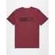 RVCA Opposite Bars Mens T-Shirt