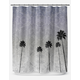 Back To Cali Shower Curtain
