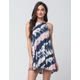 BILLABONG Sing Along Tie Dye Dress