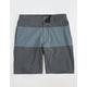 NITROUS BLACK Whittaker Boys Hybrid Shorts