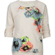 FULL TILT Floral Girls Lace Back Sweatshirt