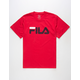 FILA Logo Mens T-Shirt