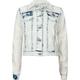 FULL TILT Bleached Girls Denim Jacket
