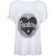 YOUNG & RECKLESS Reckless Heart Womens Tee