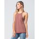 OTHERS FOLLOW High Neck Womens Pocket Tank
