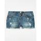 RSQ Cabo Cutoff Girls Denim Shorts