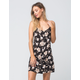 MIMI CHICA Floral Swing Slip Dress