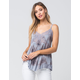 FREE PEOPLE Mama Jama Womens Tank