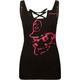 METAL MULISHA Fever Womens Laceback Tank