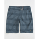 RIP CURL Mirage Declassified Boardwalk Boys Hybrid Shorts