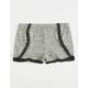 FULL TILT Crochet Trim Girls Shorts