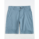 RVCA Weekend Hybrid II Boys Hybrid Shorts