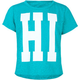 FULL TILT HI Bye Girls Crop Tee
