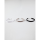 FULL TILT Satin Choker Trio