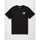 HURLEY High Risers Mens T-Shirt