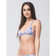 ROXY Strappy Love Reversible Bikini Top