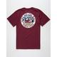 VANS Bear Patch Mens T-Shirt