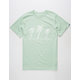 VANS Beach Palms Mens Pocket Tee