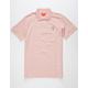 ASPHALT YACHT CLUB Lemonade Mens Polo Shirt