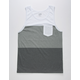 BLUE CROWN Timber Mens Pocket Tank