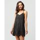FULL TILT V-Neck Washed Slip Dress