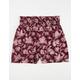 H.I.P. Smock Floral Girls Shorts