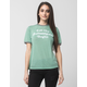 GOODIE TWO SLEEVES Shenanigans Womens Ringer Tee