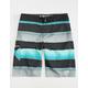 BILLABONG All Day Stripe Boys Boardshorts