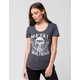 METAL MULISHA Charm Womens Tee