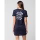 VOLCOM Blazing T-Shirt Dress