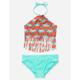 GOSSIP GIRL Boho Fringe Girls Bikini Set
