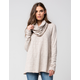 FREE PEOPLE Beach Cotton Womens Sweater