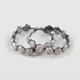 FULL TILT Caviar Bead Hoop Earrings