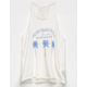 ROXY Unchain My Heart Girls Tank