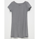 BILLABONG Stripe Girls T-Shirt Dress