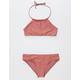 FULL TILT High Neck Girls Bikini Set