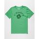 HURLEY Borderluck Mens T-Shirt
