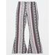 FULL TILT Mixed Print Girls Flare Pants