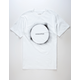 VON ZIPPER Painted Moon Mens T-Shirt