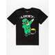 RIOT SOCIETY Lucky Boys T-Shirt
