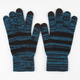 BLUE CROWN Marled Touch Screen Gloves