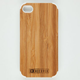 RECOVER Bamboo iPhone 4/4S Case