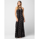 METAL MULISHA Watcher Maxi Dress