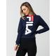 FILA Mona Womens Crop Sweatshirt