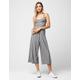 FULL TILT Knit Culotte Womens Jumpsuit