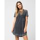FULL TILT Pocket Tee Dress