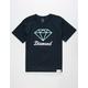 DIAMOND SUPPLY CO. Rock Box Boys T-Shirt